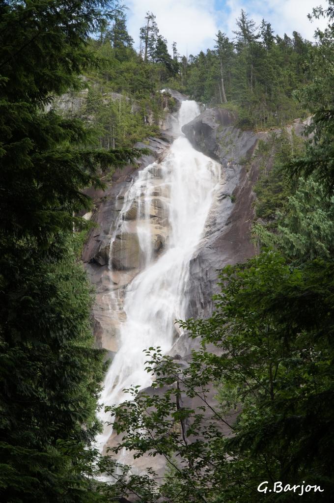 Gilles Barjon - Shannon Falls
